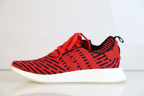 Adidas NMD R2 PK Red Black BB2910 (NO Codes)