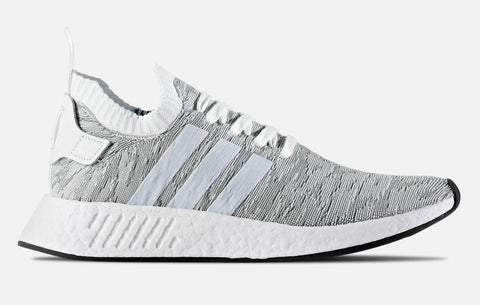 Adidas NMD R2 PK Tiger Camo White Grey Glitch BY9410 (NO Codes)