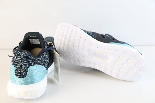 more photos 90df6 f967c Adidas Parley Ocean Carbon Blue Ultraboost 4.0 CG3673 ...