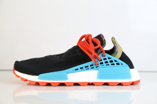 Adidas Pharrell Williams Human Race Hu NMD Solar Inspiration Black EE7582