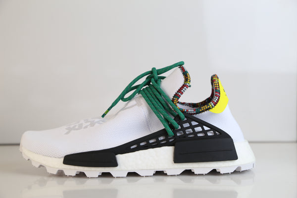Adidas Pharrell Williams PW HU NMD Inspiration Pack Solar White EE7583