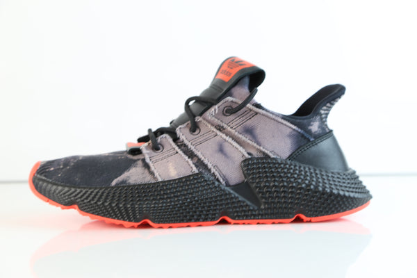 Adidas Prophere Rogue Bleached Camo Canvas Black Solar Red DB1982