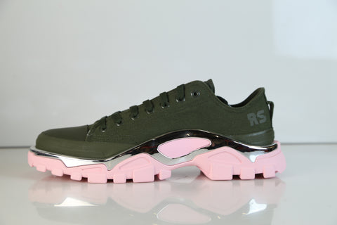 Adidas RS Raf Simons Detroit Runner Night Cargo Pink F34244