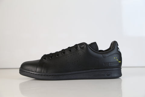 outlet store 92242 558b7 Adidas RS Raf Simons Stan Smith Core Black F34257