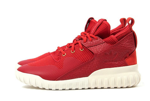 Adidas Tubular X CNY Chinese New Year Red AQ2548