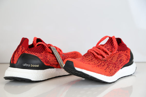 85b1afdf22954 Adidas Ultra Boost Uncaged Scarlet Red wallbank-lfc.co.uk
