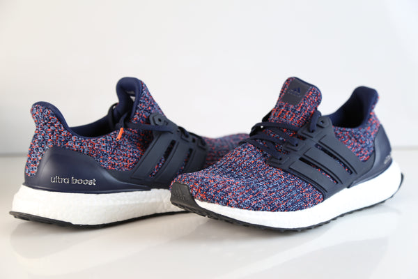 6a16e22b9414f ... Adidas Ultraboost 4.0 Navy Multicolor Red BB6165 (NO Codes) ...