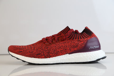 ee1edbcde02f3 Adidas Ultraboost Uncaged Tactile Red Burgundy BY2554