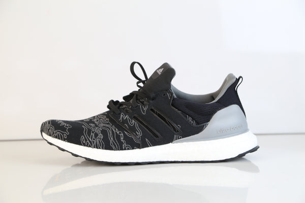 Adidas Ultraboost Undefeated Performance Running Black BC0472