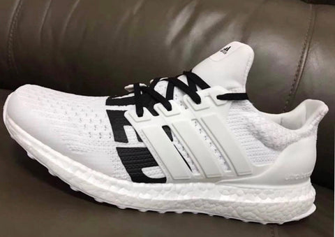 Adidas X Undefeated Ultraboost PK White Black UNDFTD 2018 PRE ORDER