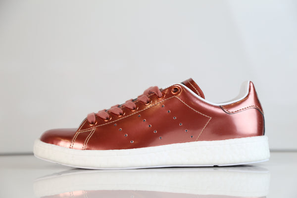 Adidas Womens Stan Smith Boost W Metallic Copper BB0107