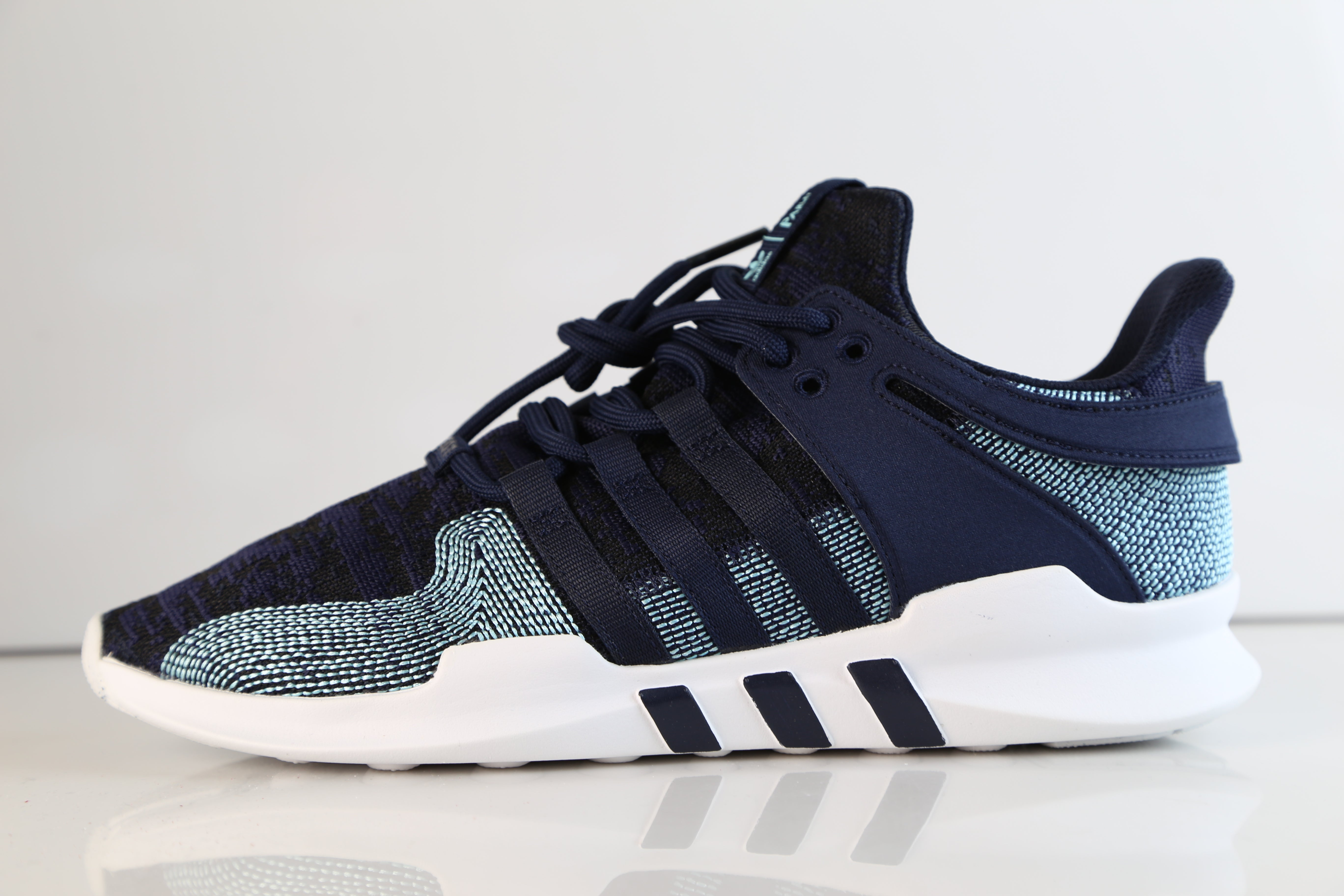 sports shoes 1855a ab2bd Adidas X Parley EQT Support ADV CK Ink Blue CQ0299 | Zadehkicks