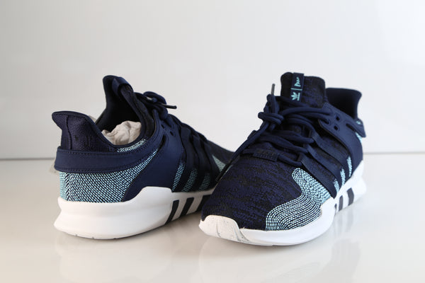 sports shoes 12fe0 c7521 Adidas X Parley EQT Support ADV CK Ink Blue CQ0299 | Zadehkicks