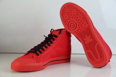Adidas X Raf Simons Matrix Spirit Hi Tomato Red BB2691
