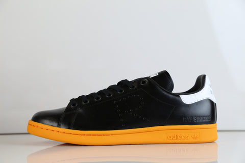 Adidas X Raf Simons Stan Smith Black Orange BB2647