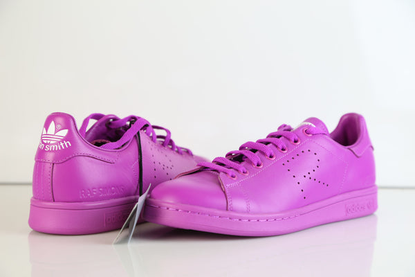 Adidas X Raf Simons Stan Smith Flash Pink S74593