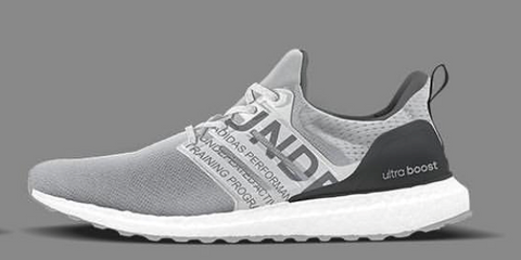 Adidas X UNDFTD Ultraboost Undefeated Clear Onyx Silver PRE ORDER
