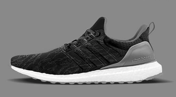 Adidas X UNDFTD Ultraboost Undefeated Core Black Silver PRE ORDER