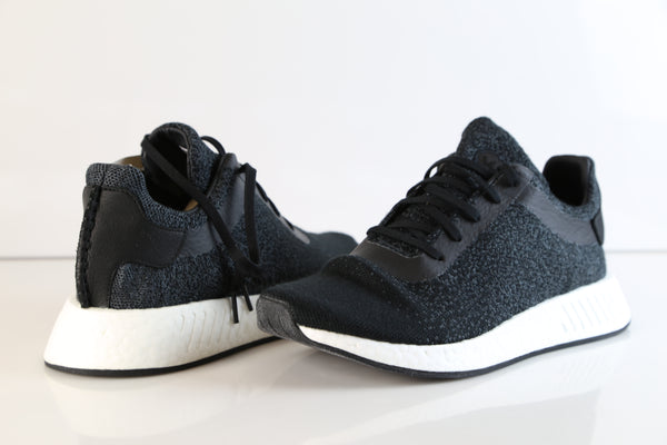 release date: f4c40 991db ... Adidas X Wings Horns NMD R2 PK Core Black Utility Grey CP9550 ...