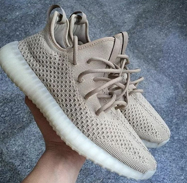 Adidas Yeezy By Kanye West 350 Blade Net Tan 2017 PRE ORDER