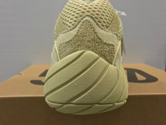 Adidas Yeezy by Kanye West 500 Super Moon Yellow DB2966