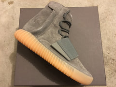 Adidas Yeezy Boost 750 Light Grey Gum Glow in Dark BB1840