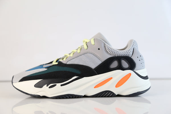 adidas yeezy black and white adidas yeezy wave runner 700 solid grey