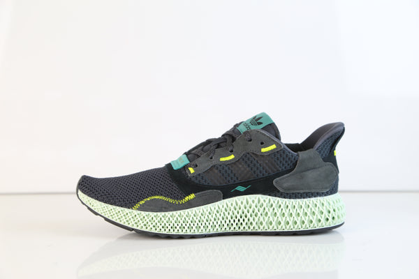 Adidas ZX 4000 4D Futurecraft Carbon Black BD7865