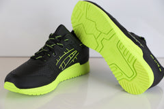 Asics Gel-Lyte III Black Yellow Volt H636Y 9090