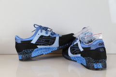 Custom Asics Kith Strike Black Blue 10.5