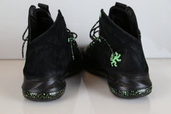 Custom Nike Lebron X EXT Suede Chocolate Mint Chip 10.5