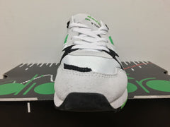 Diadora V7000 OG White Green Made in Italy