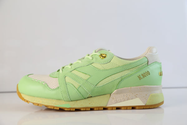 Diadora X Feature LV N9000 Ice Cream Pistacchio Lake Green
