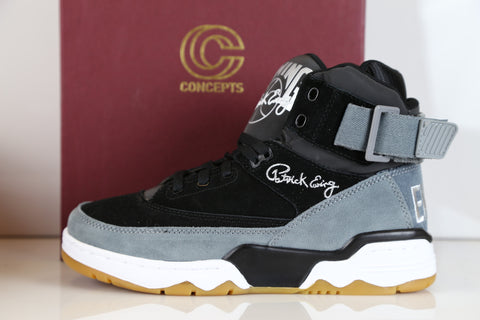 Ewing X Concepts 33 Hi Black Monument Gum