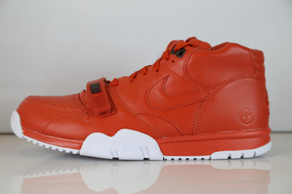Nike Air Trainer 1 X Fragment Design Rust 806942-881