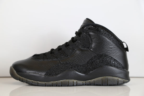 Nike Air Jordan Retro X OVO Black 819955-030