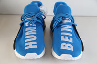 Adidas X Pharrell Williams PW NMD HU Race Sharp Blue BB0618