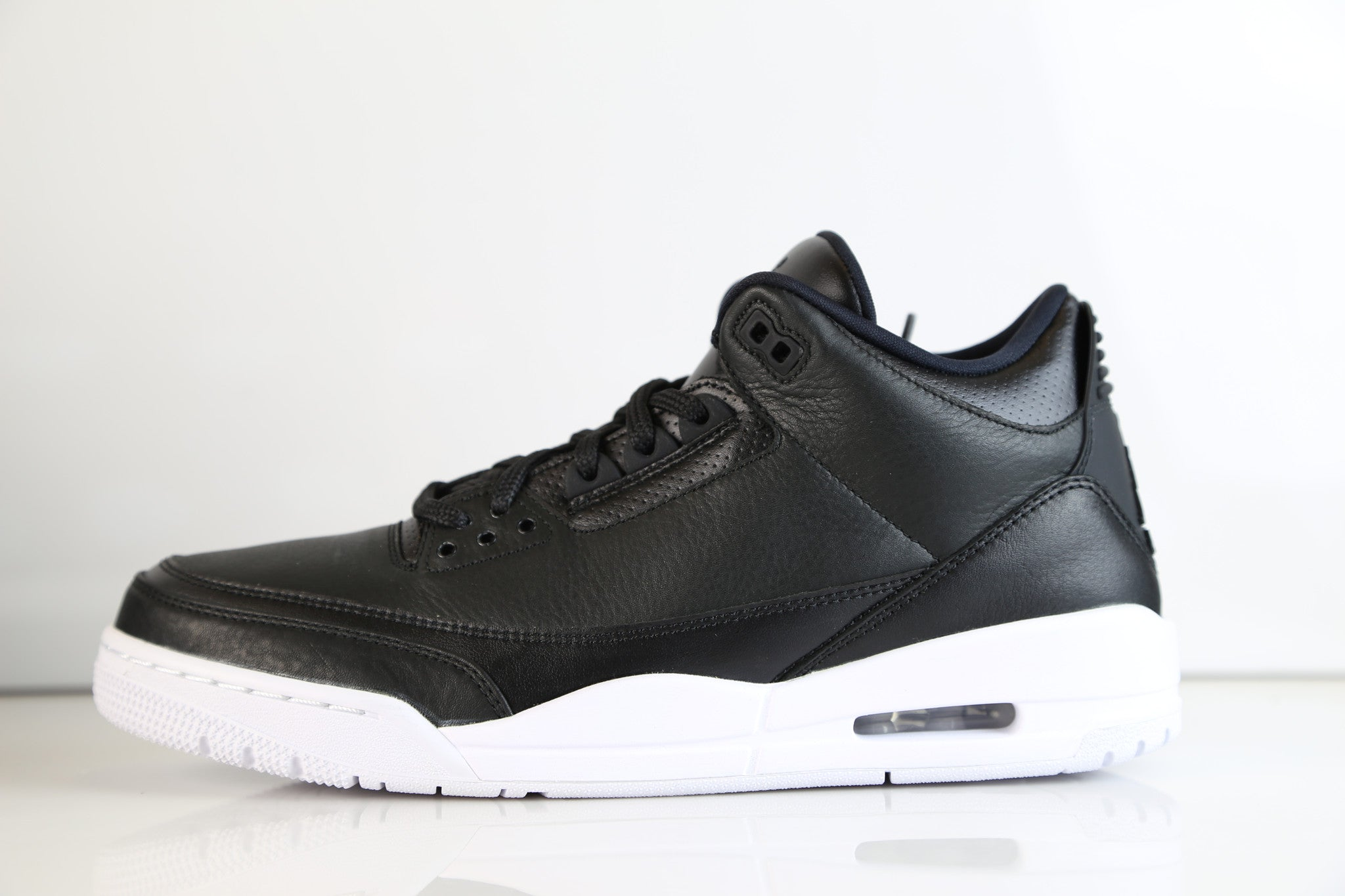 wholesale dealer 29355 42c69 Nike Air Jordan Retro 3 Cyber Monday Black 2016 136064-020 ...
