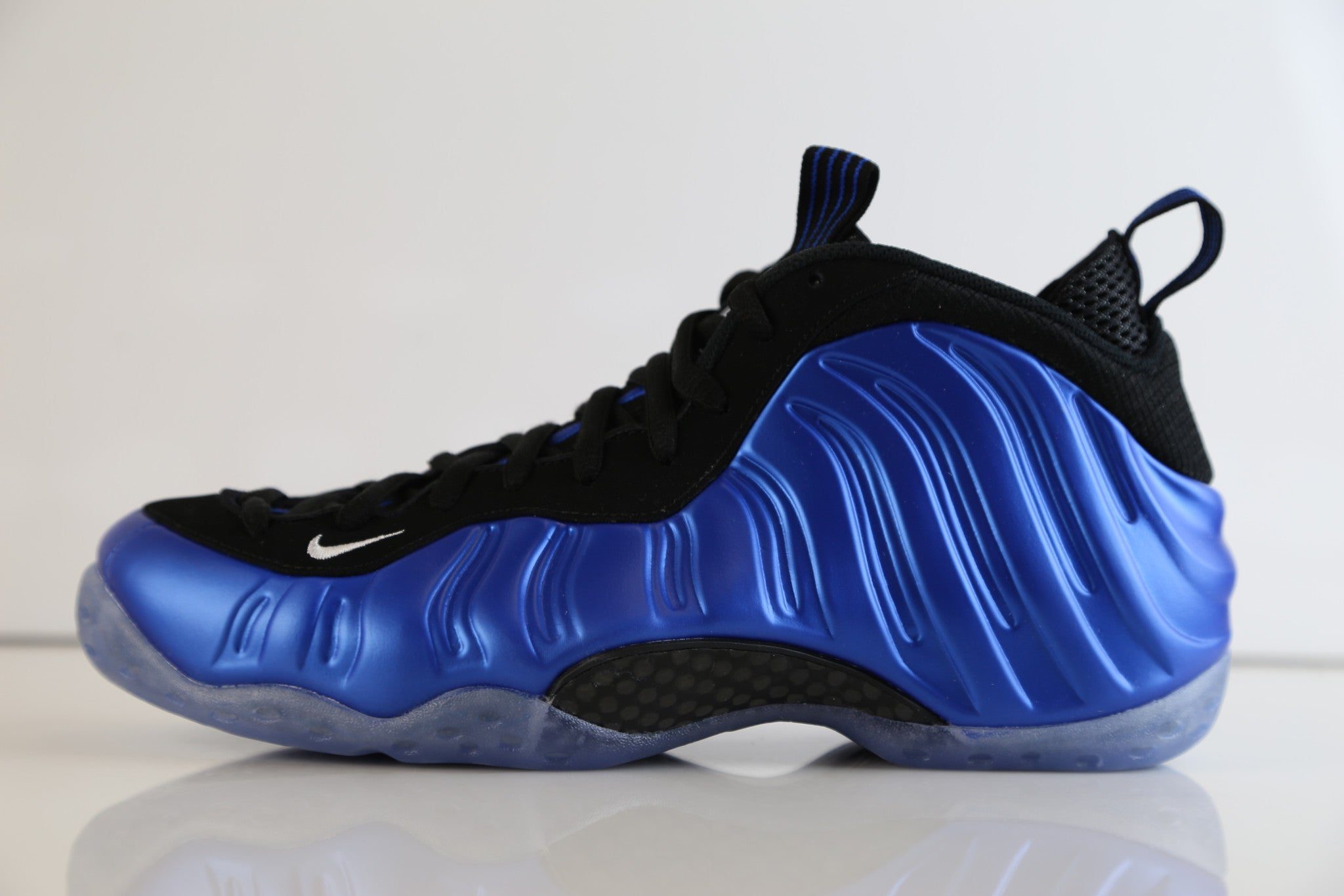 100% authentic 73454 6e7bc Nike Air Foamposite One Royal Blue 2017 Adult and Kids Lil ...