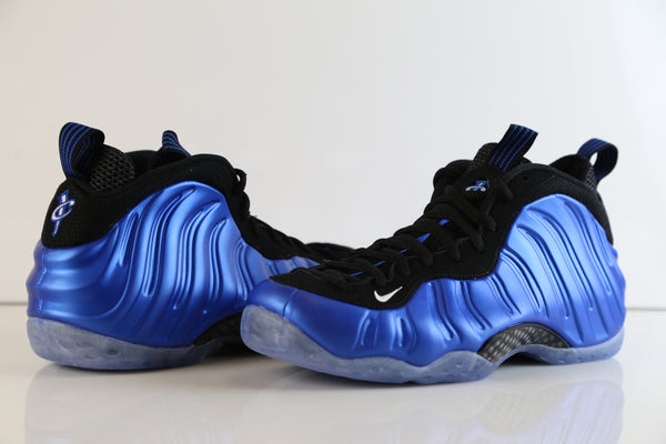 new concept 14cad e6845 ... Nike Air Foamposite One Royal Blue 2017 Adult and Kids Lil Posite ...