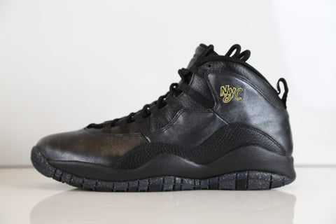 sports shoes a8a58 8a937 Nike Air Jordan Retro X NYC City 310805-012 Adult and GS Kids