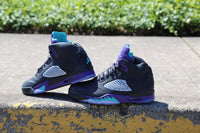 Custom Nike Air Jordan 3Lab5 Grape