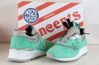 New Balance X Concepts 997 Rivalry Pack NYC New York Mint Made USA