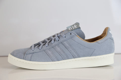 Adidas X Highsnobiety Campus 80s Light Grey B24113 Highsnob