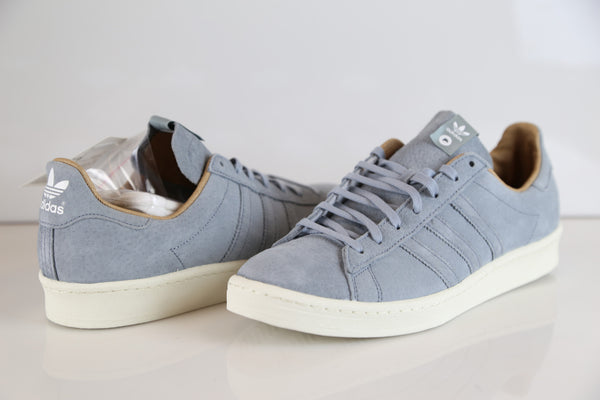 free shipping b7276 8b181 Adidas X Highsnobiety Campus 80s Light Grey B24113 Highsnob .. ...