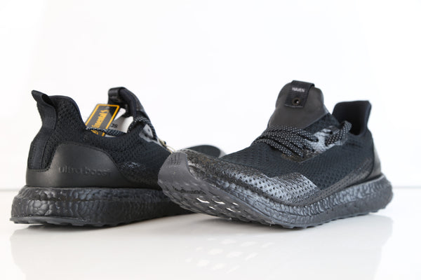 a1a52d06af8 ... Adidas Consortium X Haven Ultra Boost Uncaged Triple Black BY2638 ...