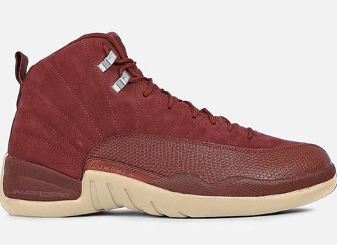 Nike Air Jordan Retro 12 Suede Burgundy Cream 2017 PRE ORDER
