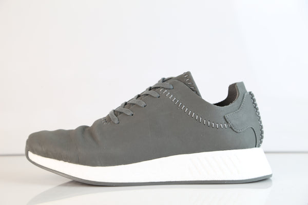 Adidas X Wings + Horns NMD R2 Leather Grey Ash BB3117 (NO Codes)
