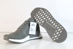 Adidas X Wings + Horns NMD R2 Leather Grey Ash BB3117