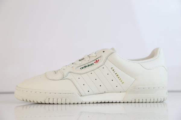 Adidas X Yeezy Powerphase Calabasas White Cream CQ1693
